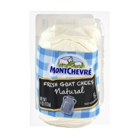 Montchevre Fresh Goat Cheese - Natural 4.0 OZ
