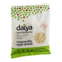 Daiya Deliciously Dairy Free Mozzarella Style Shreds - 8.0 OZ