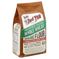 Bob's Red Mill Whole Wheat Pastry Flour -Organic - 100% Stone Ground - 5 Lbs