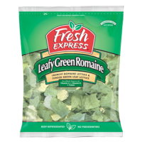 Salad - Fresh Express Leafy Green Romaine - 9.0 OZ