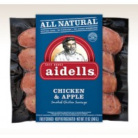 Aidells Chicken And Apple Smoked Chicken Sausage 12 OZ