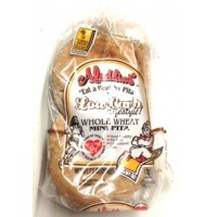 Aladdins Whole Wheat Mini Pita Low Carb 7.2 OZ