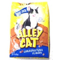 Alley Cat Chicken and Tuna Cat Food 13.3 LB