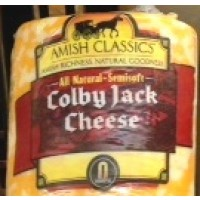 Amish Colby Jack Cheese - Deli Sliced Thin (8oz)