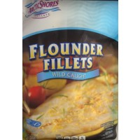 Arctic Shores Flounder Fillets 1 LB