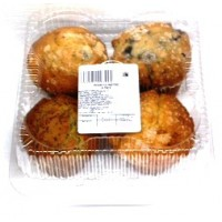 Zagara's Own - Assorted Muffins 4 ct