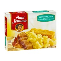 Aunt Jemima Scrambled Eggs