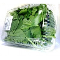 Fresh Baby Spinach - approx. 0.3 LB