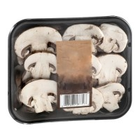 Fresh Baby Bella Sliced Mushrooms - 8.0 OZ