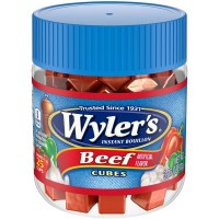 Wyler's Instant Bouillon Beef Cubes 3.25 OZ