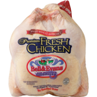 Bell & Evans Whole Chicken - approx 3.5 LB