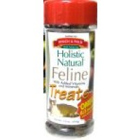 Bench & Field Holistic Natural Feline Cat Treats - 3 OZ