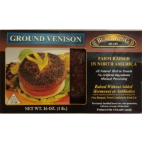 Blackwing Meats Ground Venison - 1Lb