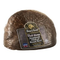 Boar's Head Seasoned Roast Beef Filet - reg sliced - .5 Lb
