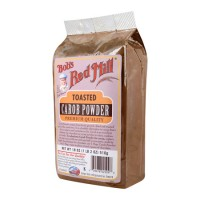 Bob's Red Mill Toasted Carob Powder 18oz