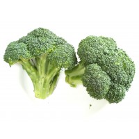 Fresh Broccoli Crowns - approx 1 lb