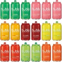 Bubly Sparkling Water 12 pack Orange - 12 PK / 12.0 FL OZ