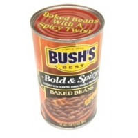 Bush's Bold & Spicy Baked Beans- 28 OZ
