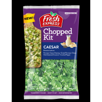 Salad - Fresh Express Caesar Chopped Kit - 10.4oz