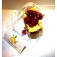 Zagara's Own Cherry Cheese Cake - Individual Size