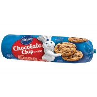 Pillsbury Chocolate Chip Cookie Dough 16.5 OZ