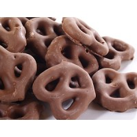 Hickory Harvest Milk Chocolate Pretzels - 5.5 OZ