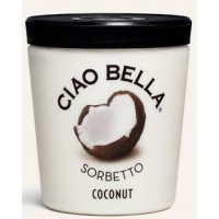 Ciao Bella Sorbet (Sorbetto) - Coconut 14 OZ