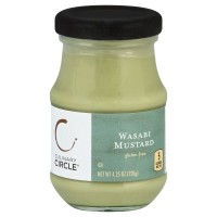 Culinary Circle Wasabi Mustard 4.25 OZ