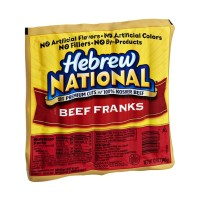 Hebrew National Beef Franks 10.3 Oz
