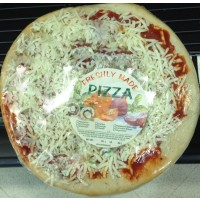 Fresh Made Ready to Cook Cheese Pizza (serves 2 or 3)
