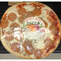 Fresh Made Ready to Cook Pepperoni Pizza (serves 2 or 3)