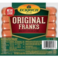 Eckrich Original Franks 14 OZ
