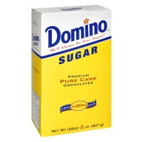 Domino Pure Cane Granulated Sugar 2 LB