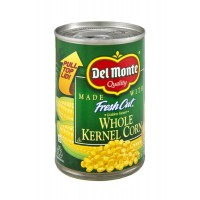 Del Monte Fresh Cut Whole Kernel Corn 15.25 OZ