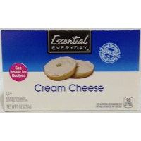 Essential Everyday Original Cream Cheese 8 OZ