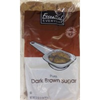 Essential Everyday Dark Brown Sugar 2 LB