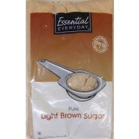Essential Everyday Light Brown Sugar 2 LB