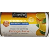 Essential Everyday Orange Juice Concentrate with Calcium - 12 FL OZ