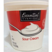 Essential Everyday Sour Cream 24 OZ