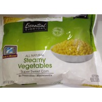Essential Everyday Steamy Vegetables Super Sweet Corn - 12.0 OZ