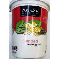 Essential Everyday Low Fat Yogurt - Blended Vanilla 32 OZ