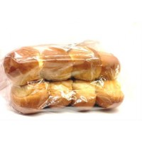 Zagara's Own Egg Hot Dog Buns 8 CT
