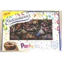 Entenmann's 12 Rich Frosted Party Mini Donuts 14oz