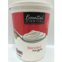 Essential Everyday Low Fat Plain Blended Yogurt 32 OZ