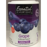 Essential Everyday Grape Coolers Drink Mix 19 Oz