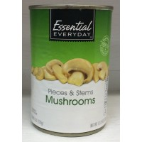 Essential Everyday Mushrooms Pieces - 13.25 OZ