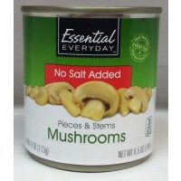 Essential Everyday Mushrooms Pieces