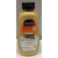 Essential Everyday Honey Mustard Squeeze 12 OZ