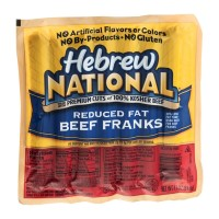 Hebrew National Beef Franks - 97% Fat Free 11 Oz