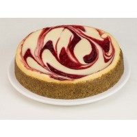 Fathers Table Strawberry Swirl Cheesecake 6""